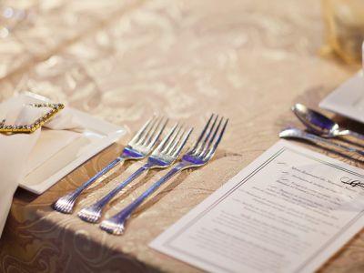 Planification des services banquet