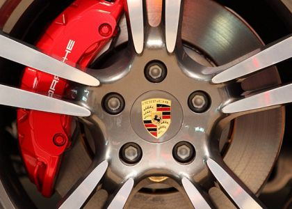 Porsche Idécom